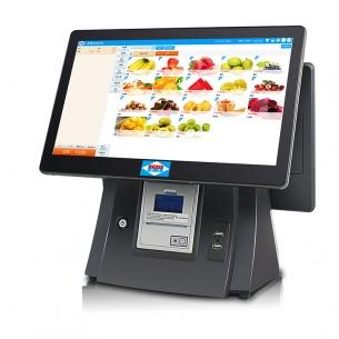 愛寶AB-9940D智能觸屏收銀機